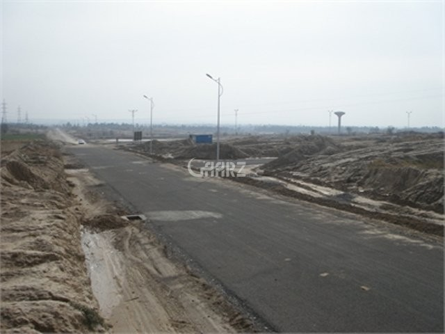 10 marla plot no 552 in bahria phase 8