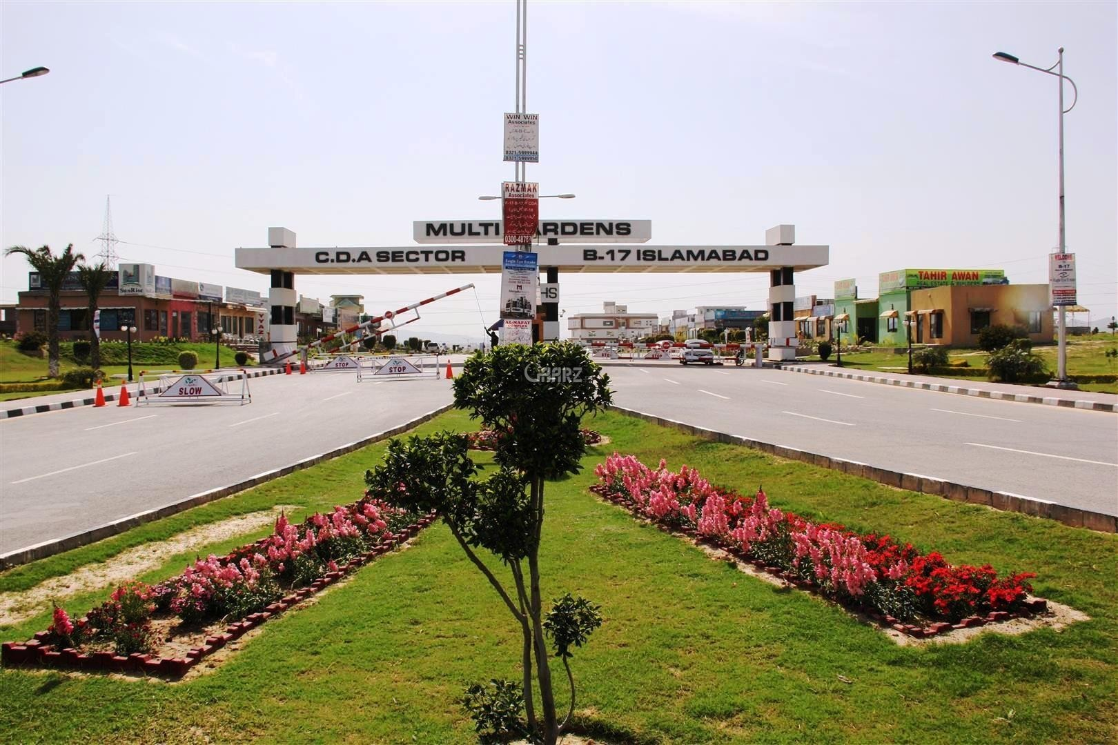 12 Marla Plot in B-17, Islamabad for Sale