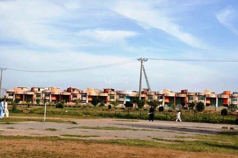 12 Marla Plot in D-17 (40x80), Street #2 Block-B, Islamabad is for Sale