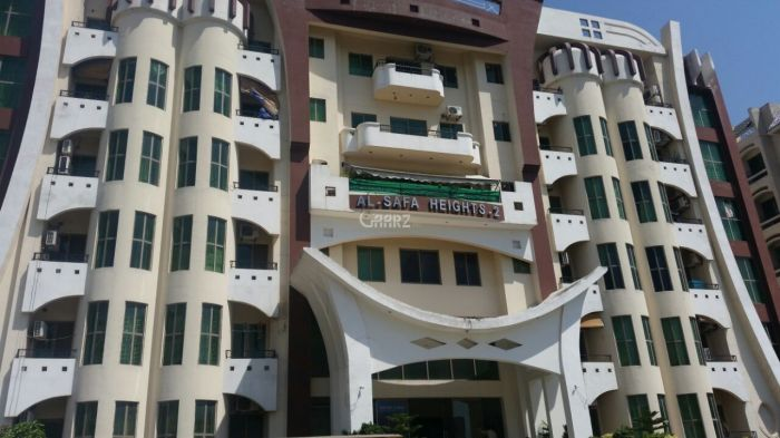 2 Bedrooms Apartment Al Safa Heights- for Sale