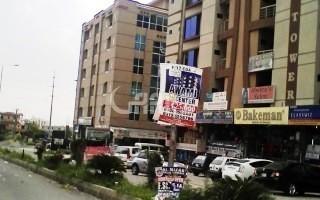 2 Kanal Plot for Sale -  Corner Plot.