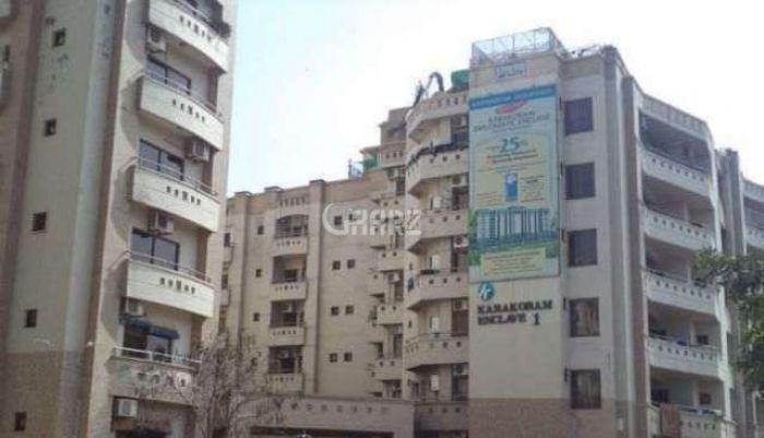 4 Bedroooms Apartment Karakoram Enclave- 5th Floor for Sale