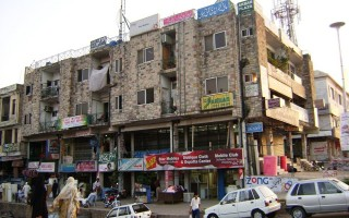 440 Square Feet Shop (ground floor) - for Rent