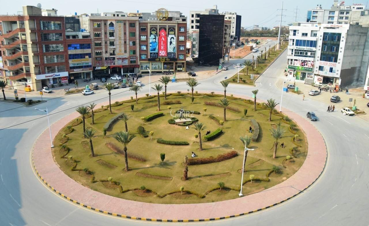 5 Marla Civic Center Bahria for sale