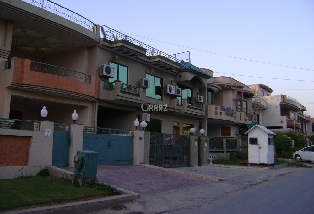5 Marla House (ground portion only) for Rent