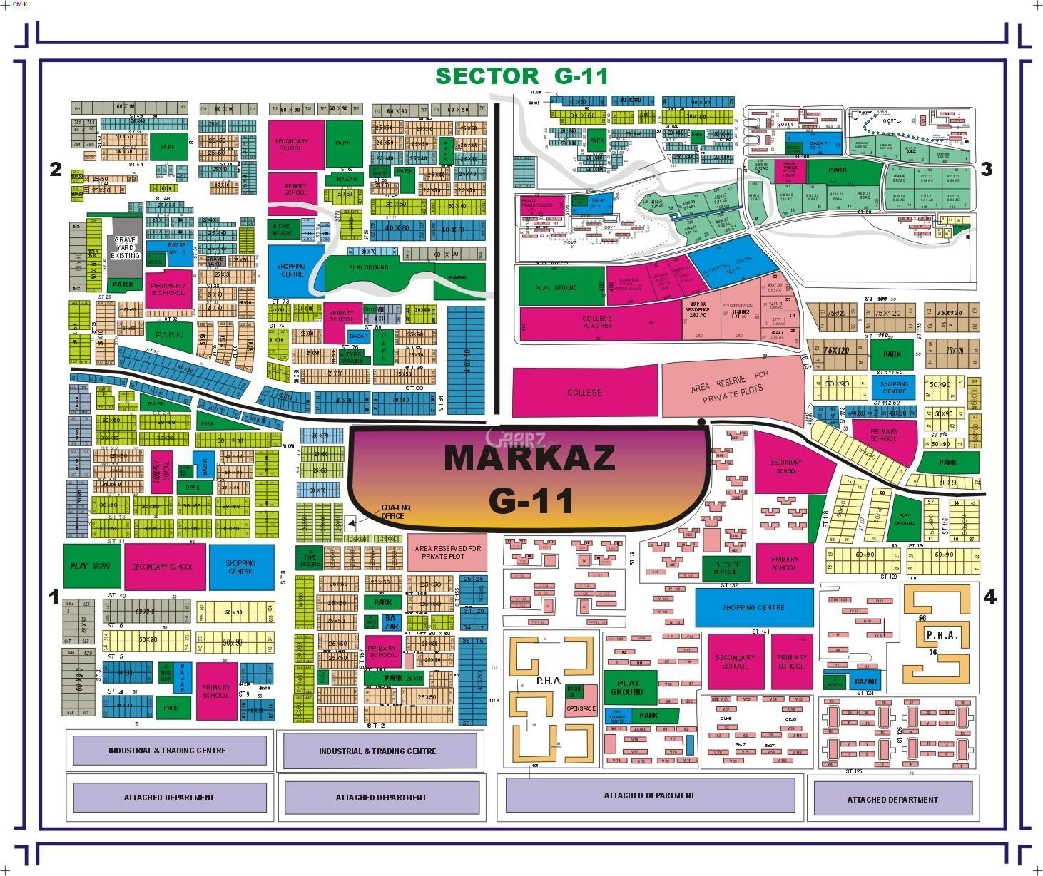 5 Marla Plot For Sale - Corner Plot