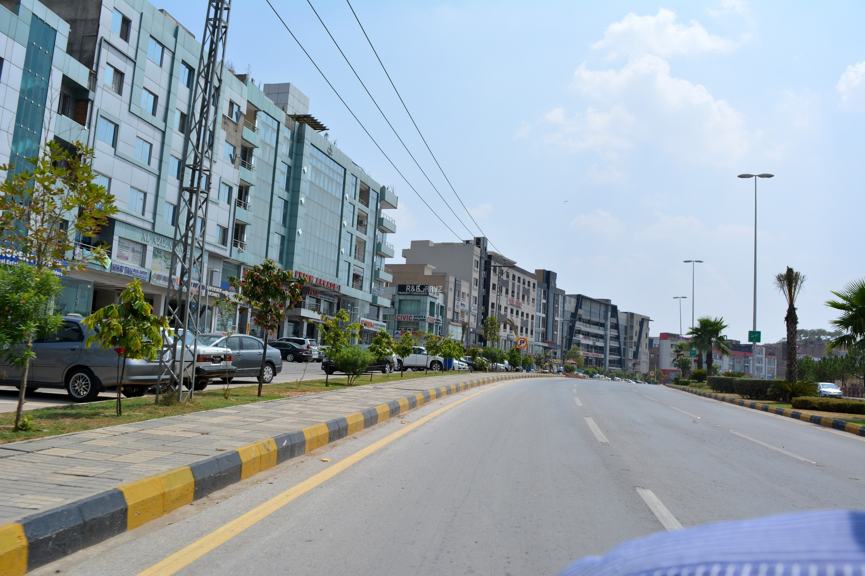 5 marla  plot in bahria phase 8