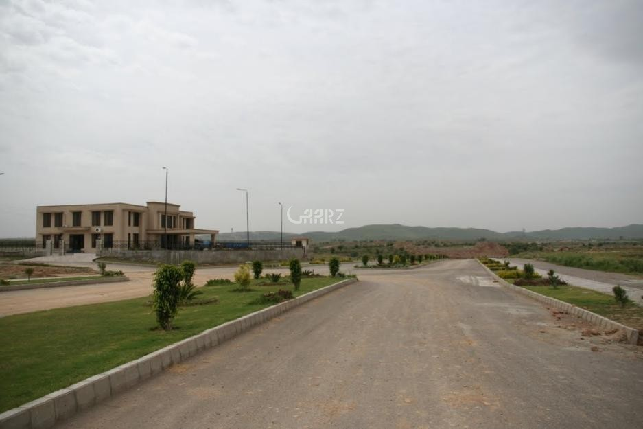 5 Marla Plot in C-18 Block-E, Islamabad for Sale - Sun Facing