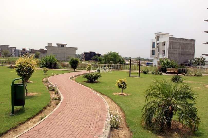 7 Marla Plot in B-17, Islamabad for Sale
