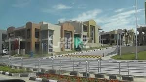 7 marla plot in bahria phase 8 safari valley bulleverd