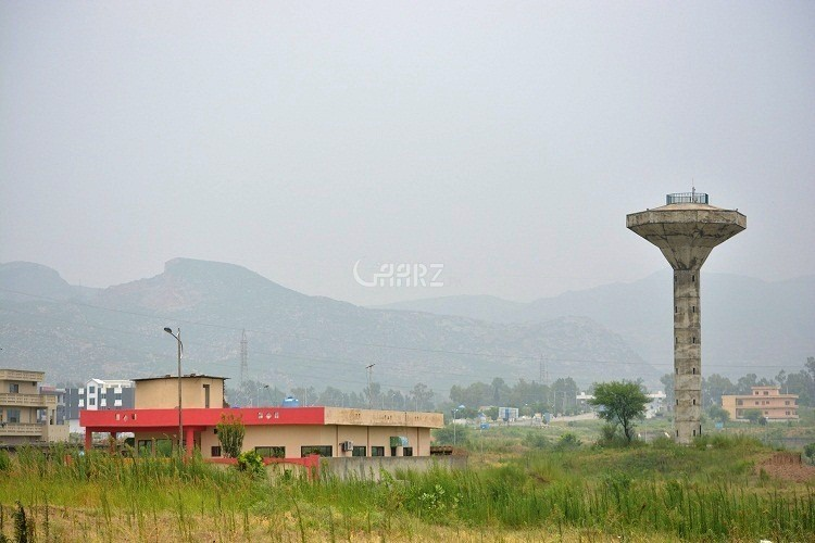 8 Marla Plot in B-17 Block-E, Islamabad is for Sale