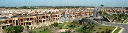 8 marla plot in Bahria phase 8 ext