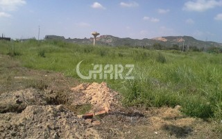 9 Marla Plot for Sale - Corner Plot