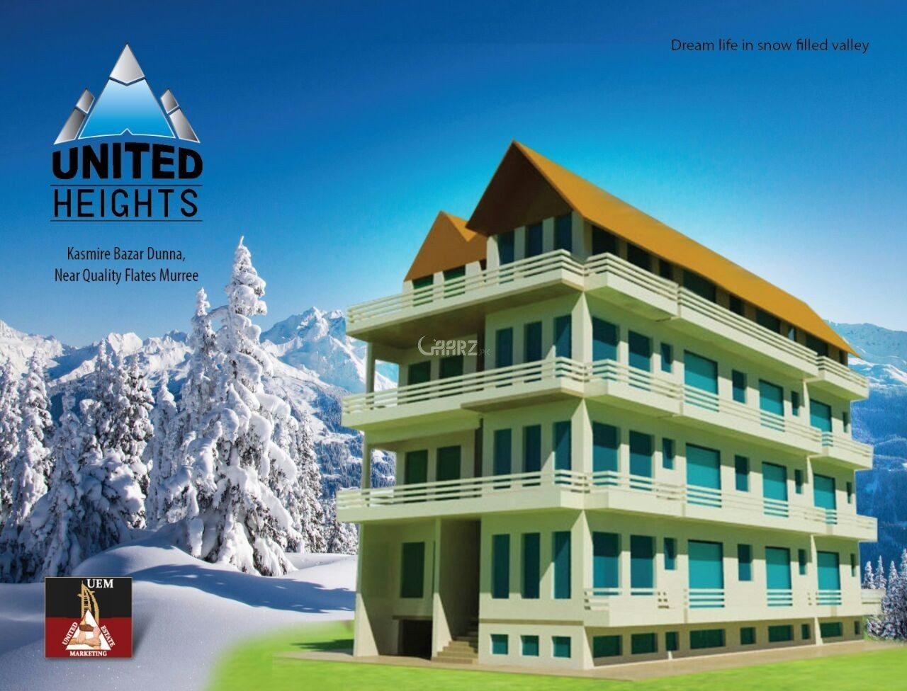 Apartment for Sale - Available on Installments