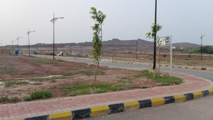 Sector-H Bahria Enclave 5 Marla Plot On Sale