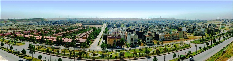 10  marla plot in Bahria phase VII  for sale