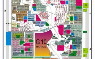 16 Marla Plot for Rent - First Floor