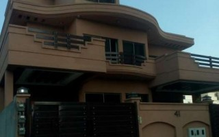 45000 Square Feet House for Rent- Upper Portion
