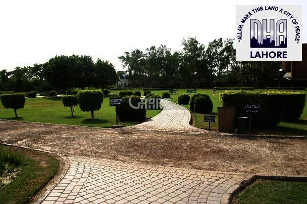 Very Beautiful 1 Kanal Plot For Sale in DHA 9 Prism Block,L-534