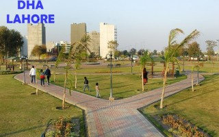 1 Kanal Plot for sale in DHA Phase 7, Block,Q-919
