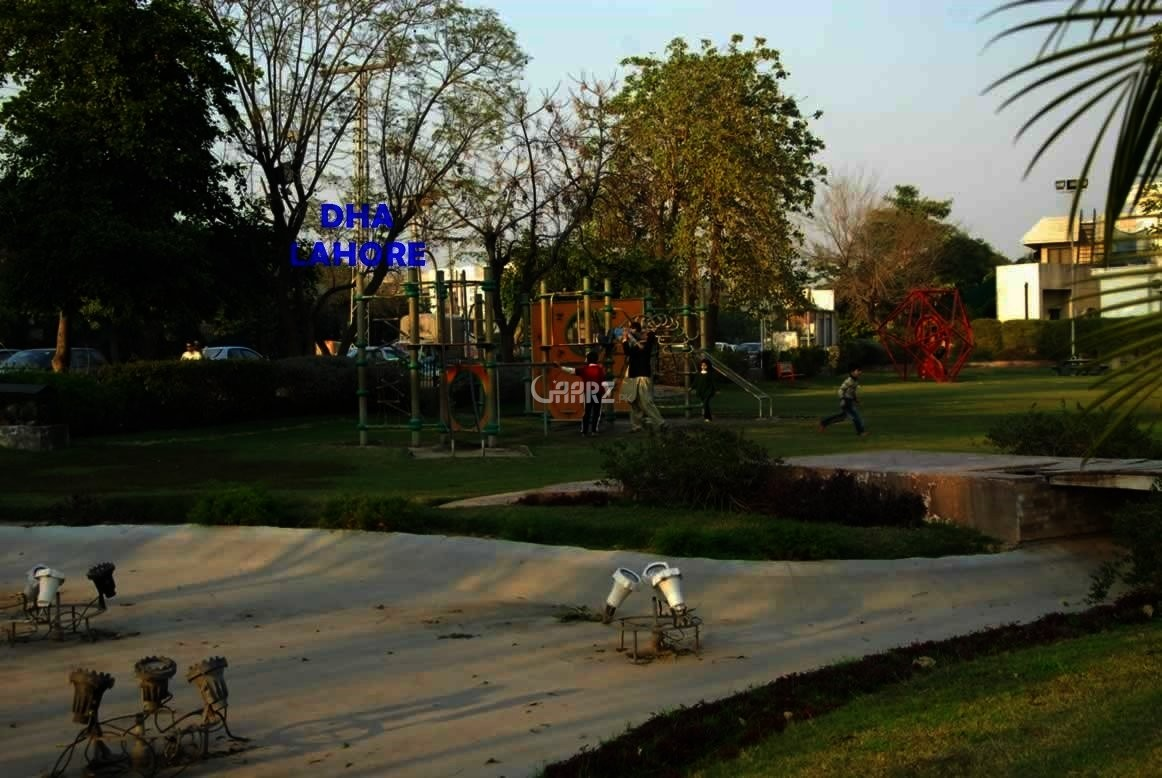 1 Kanal Plot For Sale in DHA Phase 7,Block-T-1035@110 Lacs
