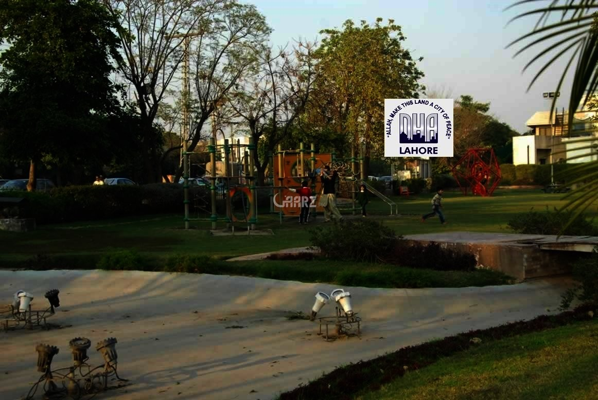 1 Kanal Plot For Sale in DHA Phase 7,Block-X-1073@145 Lacs,