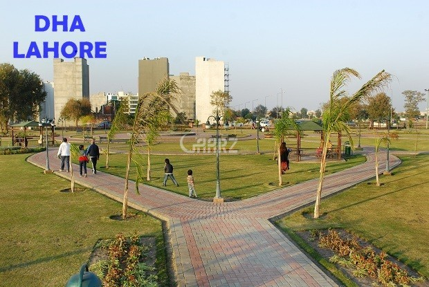 1 Kanal Plot for sale in DHA Phase 8, No, 258 Block W - 292 Lacs