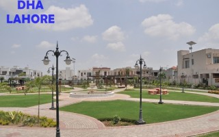 Good Location 1 Kanal Plot for sale in DHA Phase 8, No,, 327 Block X , 215 Lacs