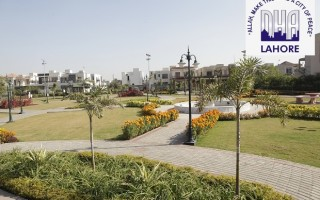 1 Kanal Plot for sale in DHA Phase 9, No. 476 Block U At 250 Lacs