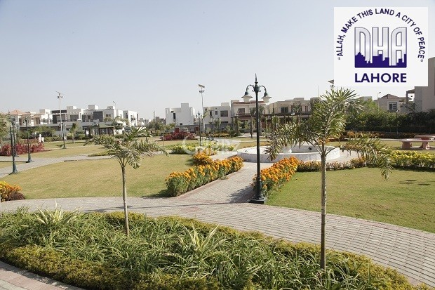 1 Kanal Plot for sale in DHA Phase 8, No,, 572 Block S At 145 Lacs
