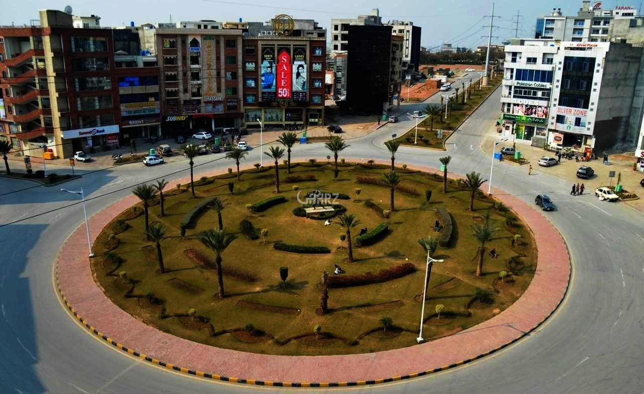10 Marla Plot for Sale in Bahria Town Phase-6