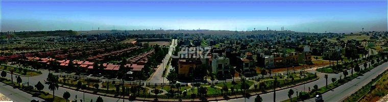 10 Marla Plot For Sale in Bahria Phase 8, Rawalpindi.