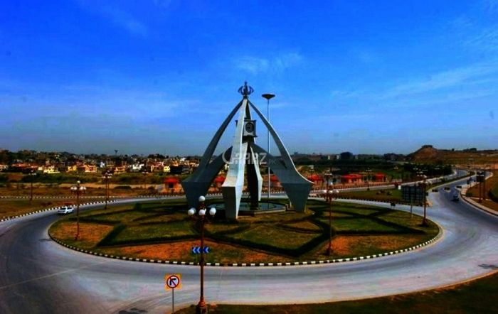 22 Marla Plot for Sale in Bahria Town Phase 8