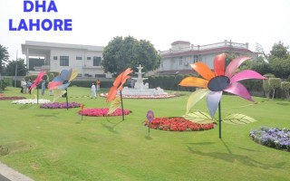 Beautiful 1 Kanal Plot for sale in DHA Phase 6, Block, C-766