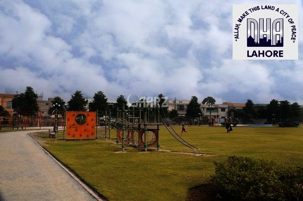 Beautiful 1 Kanal Plot for sale in DHA Phase 6, Block, L-63