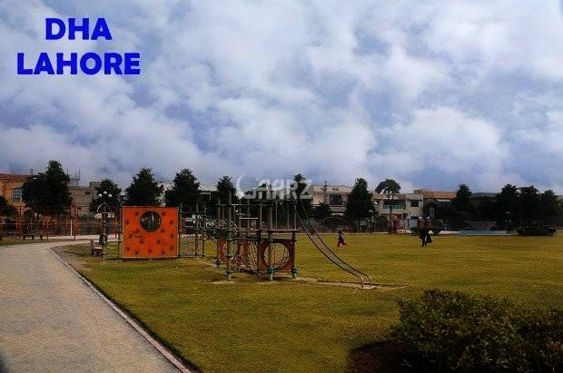 Beautiful 23 Marla Corner Plot for sale in DHA Phase 6, Block, E-504