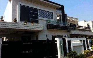 1 Kanal Brand New Full House For Rent in Bahria Phase 4.
