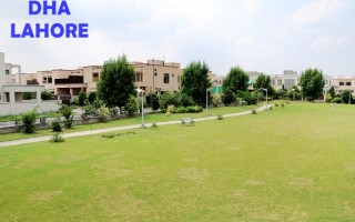 Good Location 1 Kanal Plot for sale in DHA Phase 7, Block,Q-994