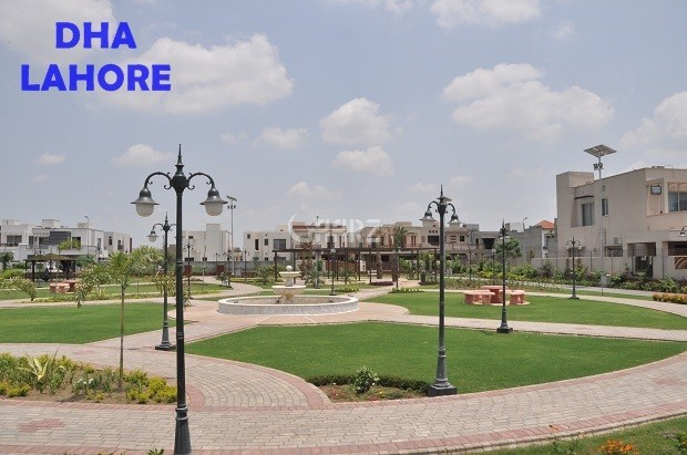 Good Location 2 Kanal Plot for sale in DHA Phase 7, Block,X-1392/1