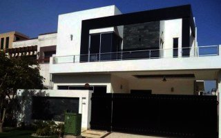 1 Kanal Ground Portion For Rent in Bahria Phase 6.