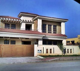 1 Kanal House for Sale in Islamabad Pwd Housing Scheme