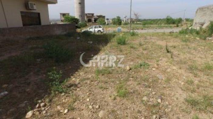 1 Kanal Residential Land for Sale in Peshawar Hayatabad Phase-7