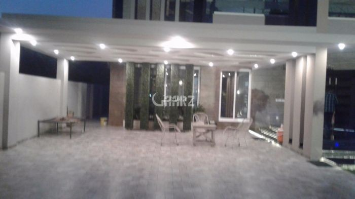 1 Kanal Semi Furnished House for Sale in Lahore DHA Phase-4 Block Cc
