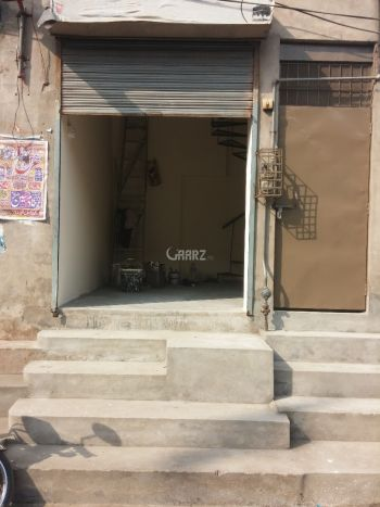 120 Square Feet Commercial Shop for Sale in Lahore Iftakhar Park Madina Colony