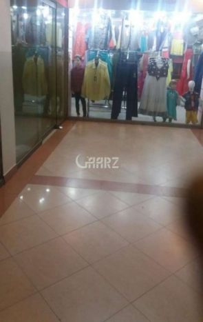 124 Square Feet Commercial Shop for Sale in Lahore Bahria Town Sector B