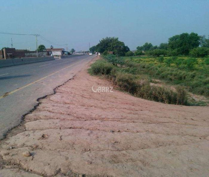 13 Marla Residential Land for Sale in Lahore Sukh Chain Garden