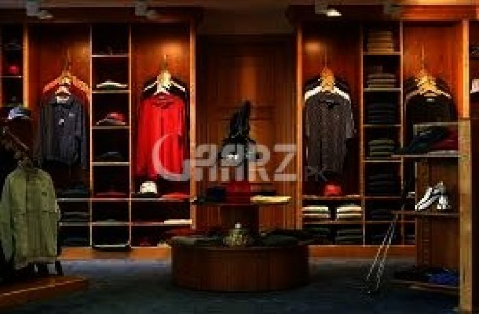 264 Square Feet Commercial Shop for Rent in Islamabad Blue Area