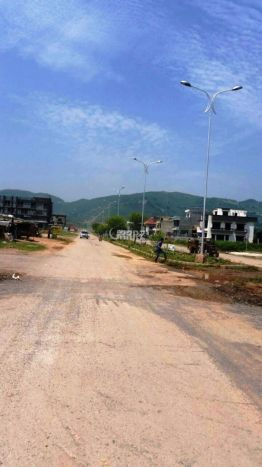 272 Square Yard Residential Land for Sale in Islamabad D-12/1