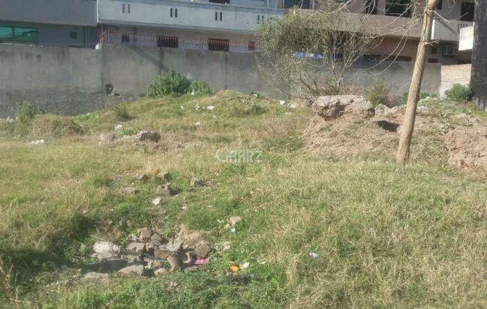 3 Marla Residential Land for Sale in Peshawar Hayatabad Phase-7