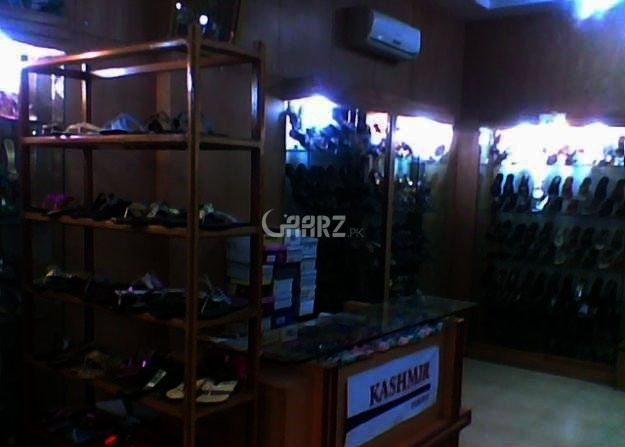 300 Square Feet Commercial Shop for Sale in Islamabad F-11 Markaz